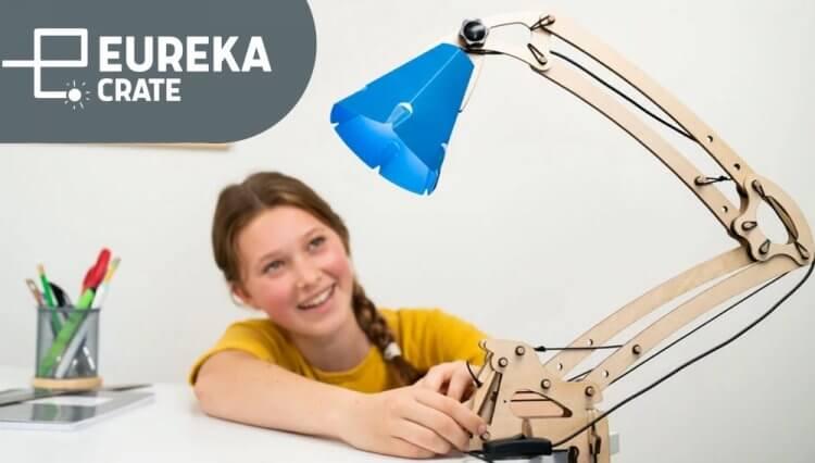 Kiwi Co Eureka Crate review and promo code
