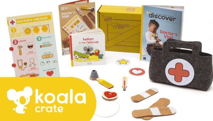 Kiwi Co Koala Crate review and promo code