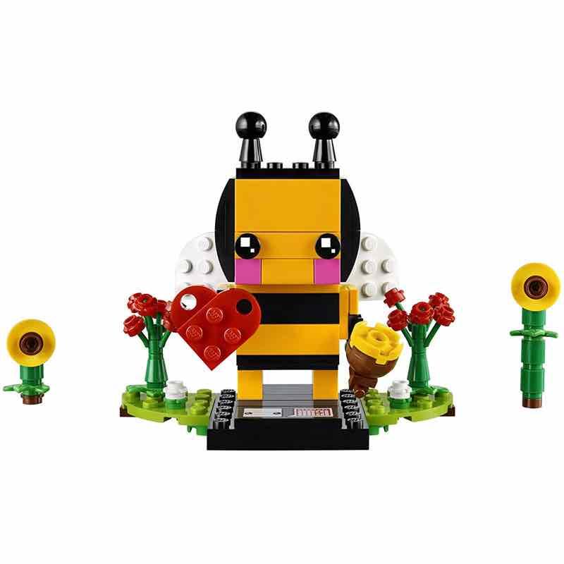 LEGO Valentine's Bee