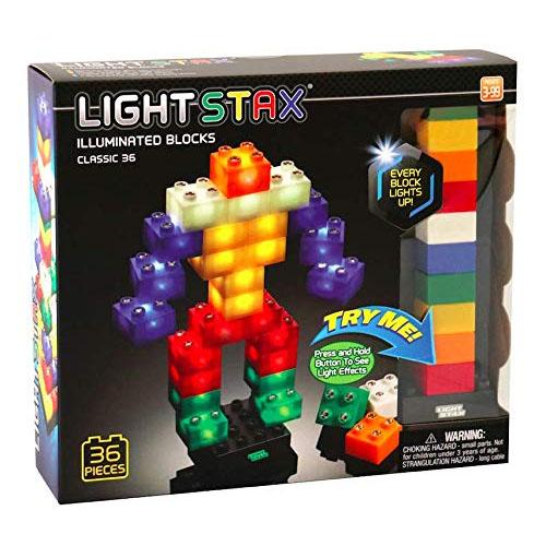 Light Stax Illuminated Blocks