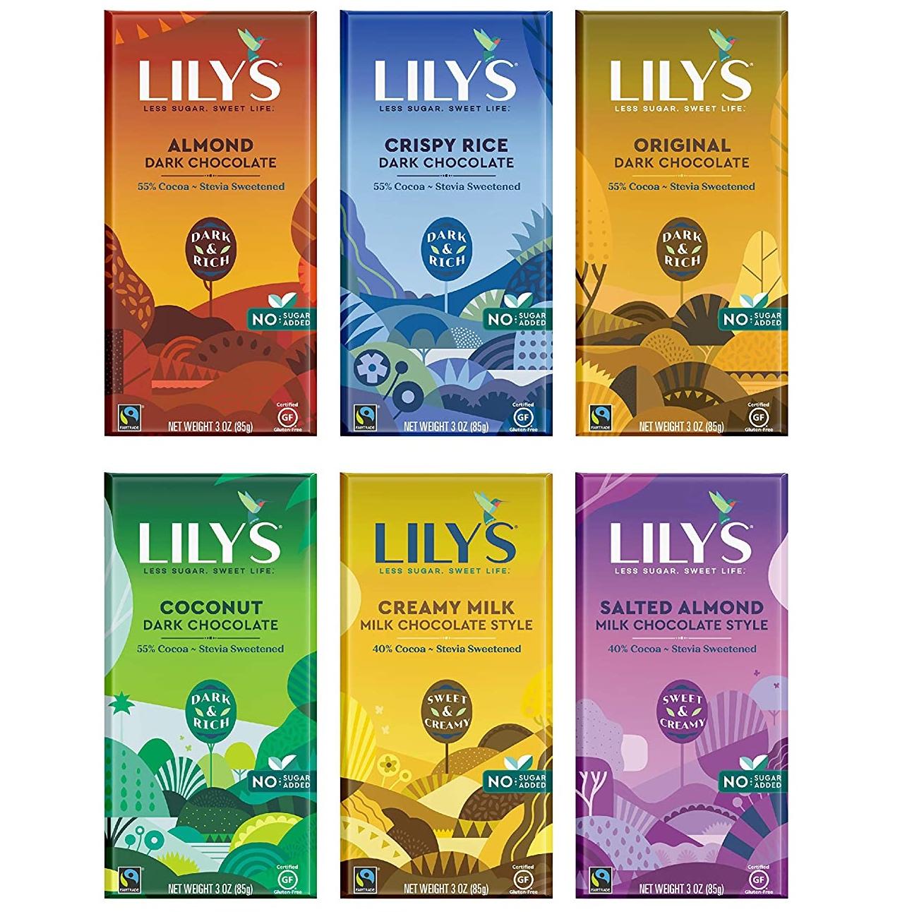 Lily's Chocolate Sampler