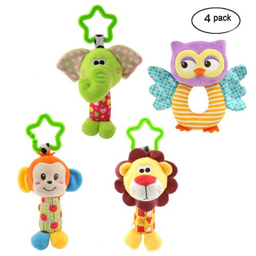 MKONY Baby Crib Hanging Toys
