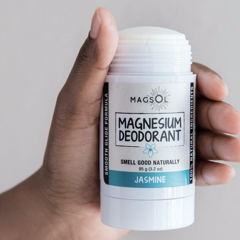 Magsol natural deodorant