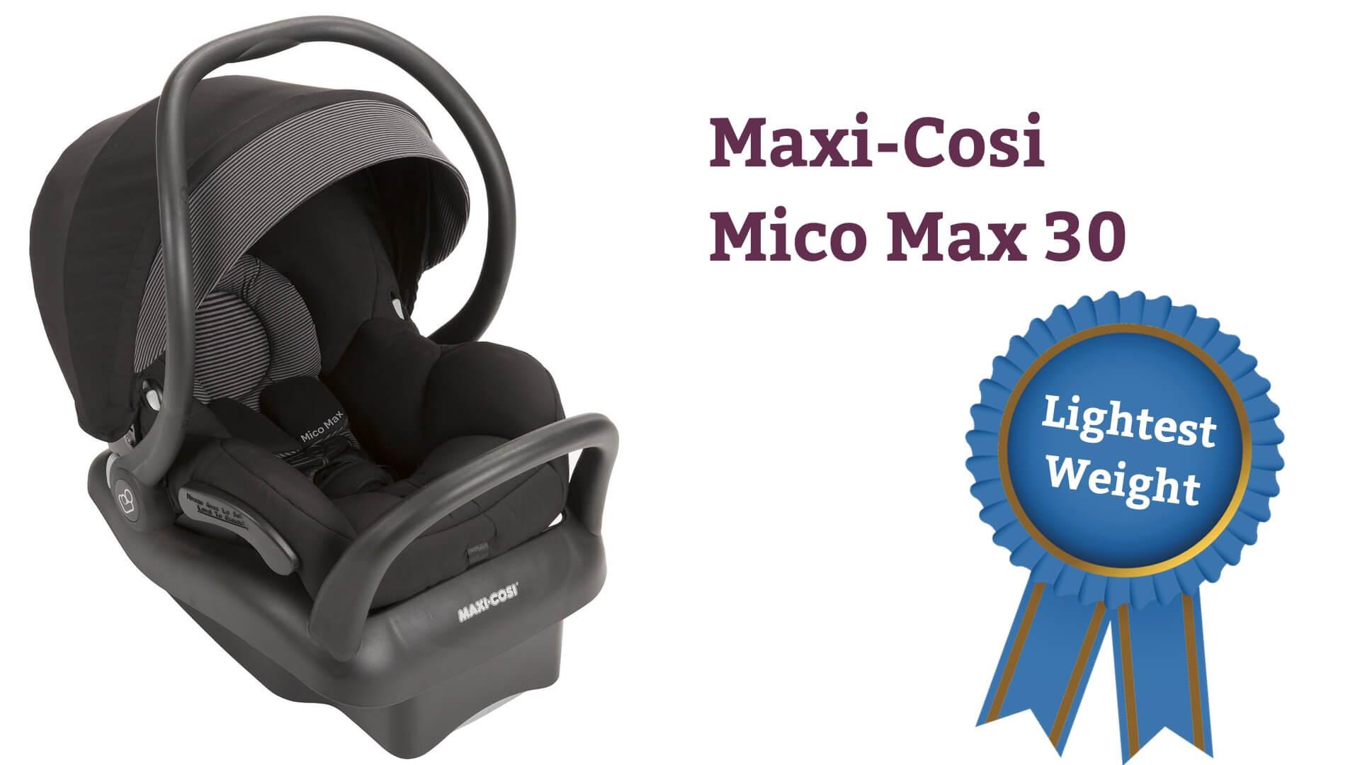 Best Infant Car Seat Safest Most Natural Options