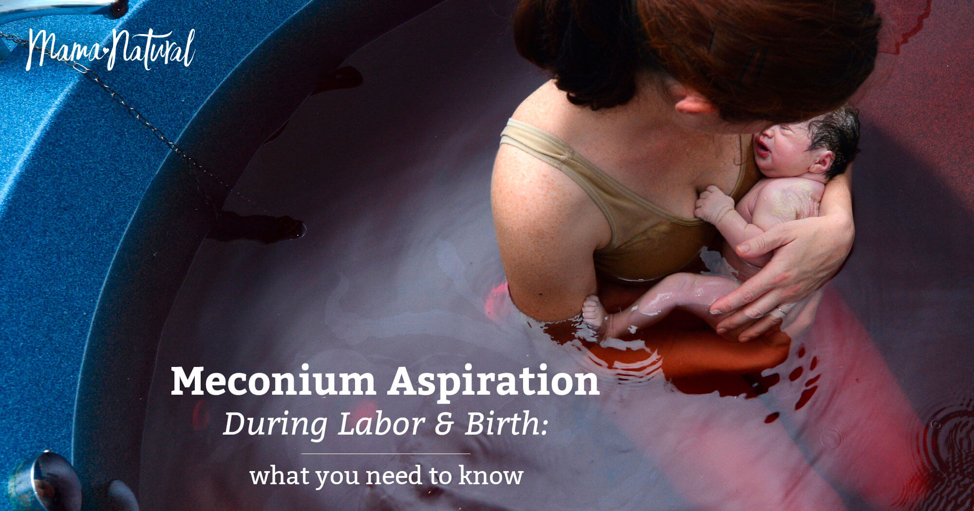 meconium aspiration during labor  u0026 birth  what you need to
