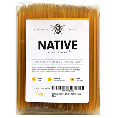 Native Honey Sticks