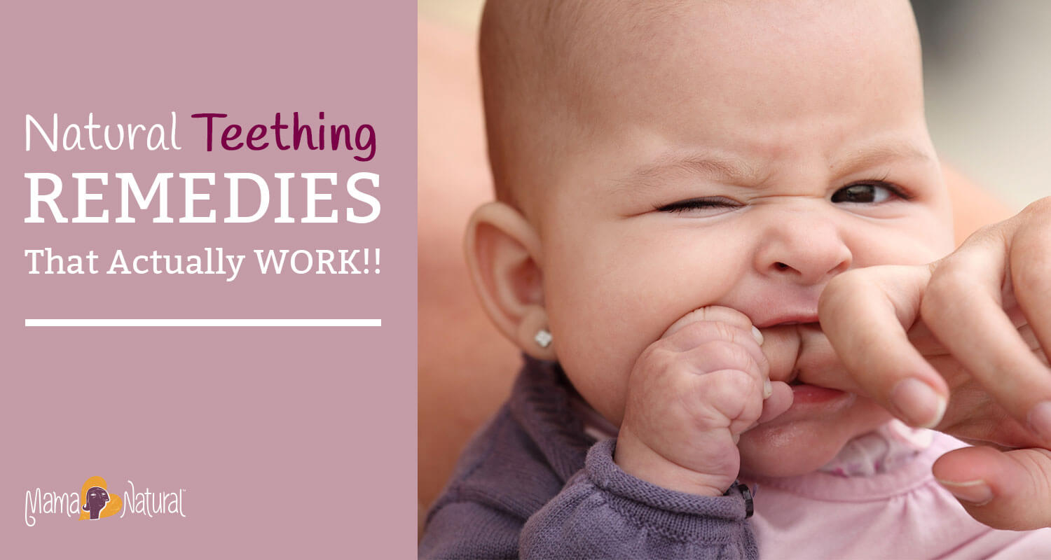 6 Natural Teething Remedies for Baby  0bd6cb02f
