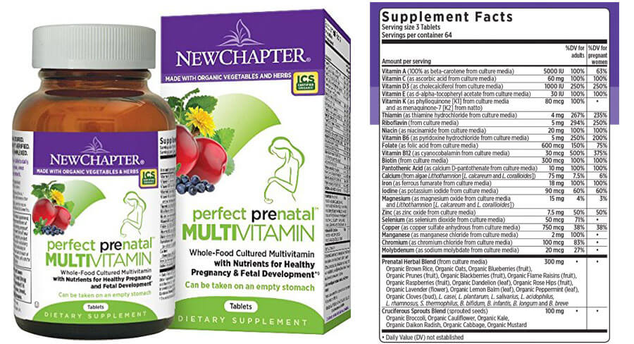 What Are The Best Prenatal Vitamins For You