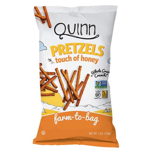 Non-GMO and Gluten Free Pretzels