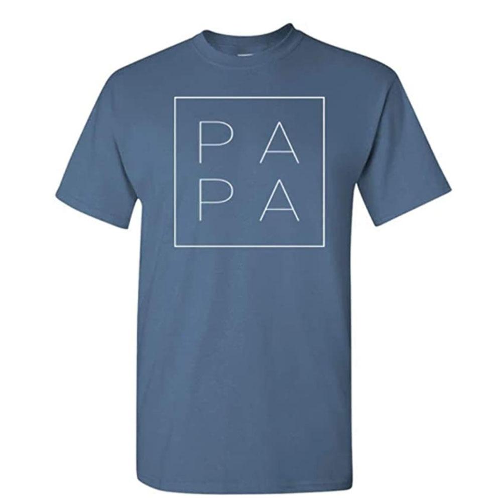 Papa Square Shirt
