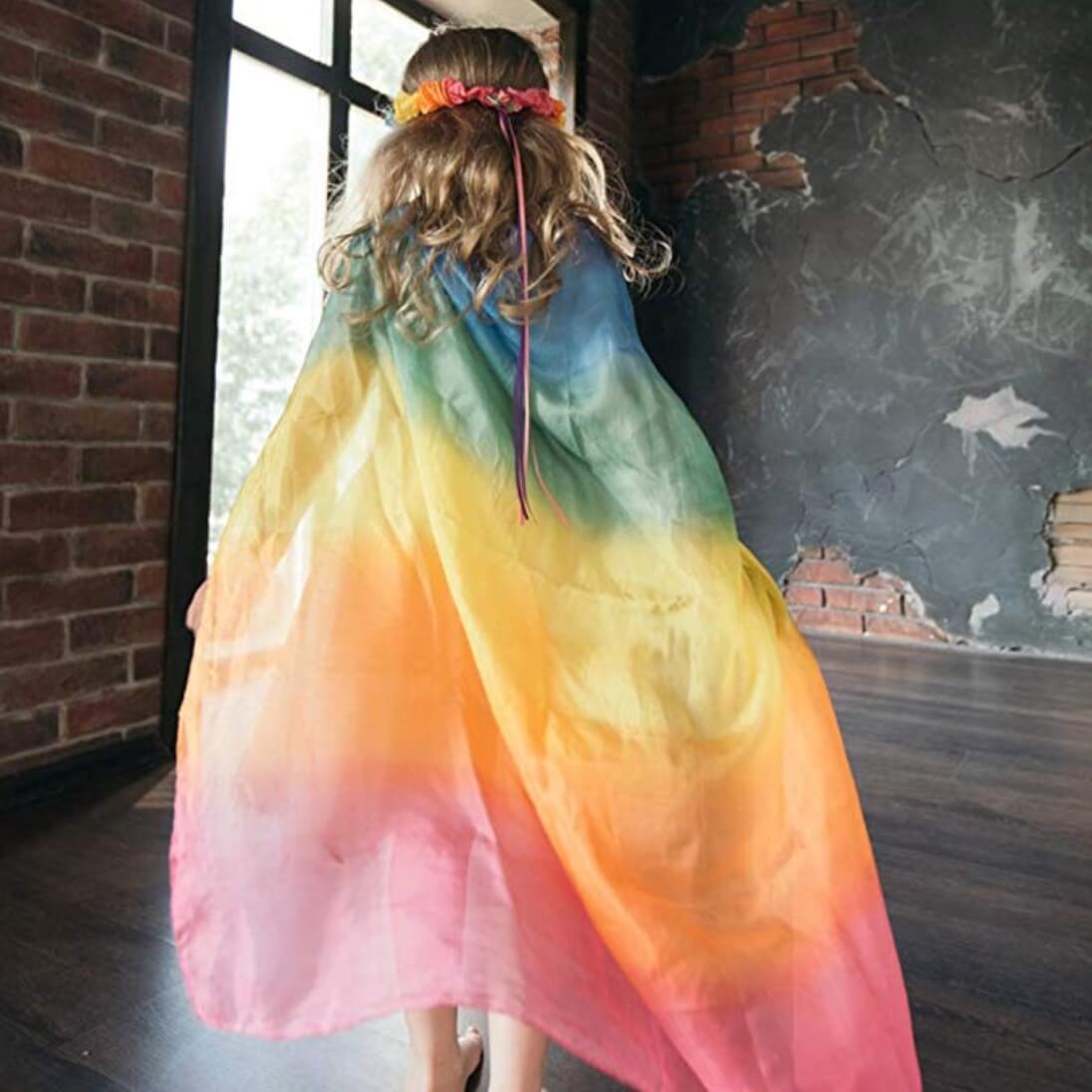Play silks for fun