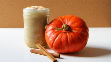 Pumpkin Spice latte recipe, a natural Starbucks copycat that's WAY healthier and way less expensive too. Enjoy! Here's how to make a pumpkin spice latte!