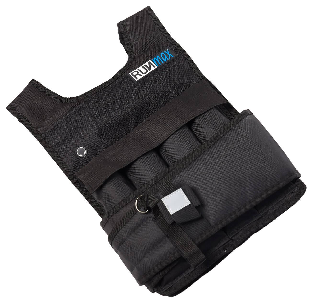 RUNFast Pro Weighted Vest 20 lb
