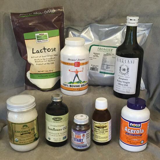 Radient life homemade baby formula kit Mama Natural