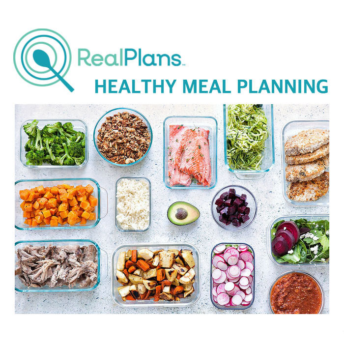Real Plans Meal Planning Service
