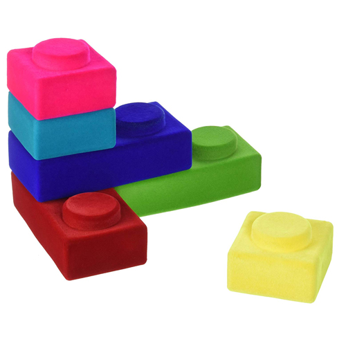 Rubbablox Natural Rubber Blocks