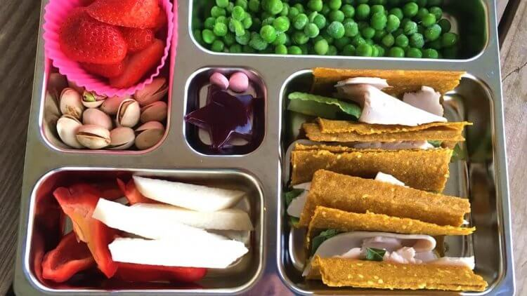School Lunch Ideas: 40 Healthy Kid Lunches to Keep You Inspired