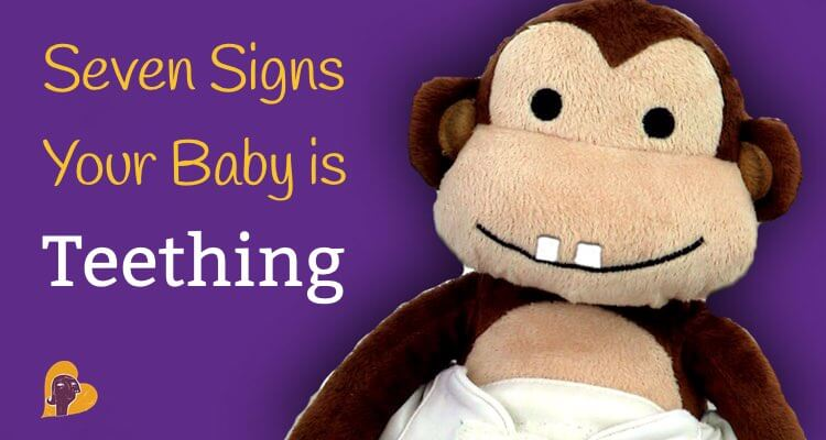Is your baby showing teething symptoms, or are they fussy for some other reason? Well, if you see these 7 signs, they almost certainly are teething.