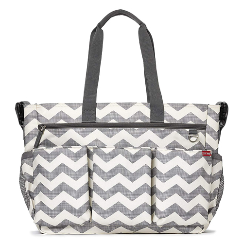 SkipHop Diaper Bag for Double Strollers