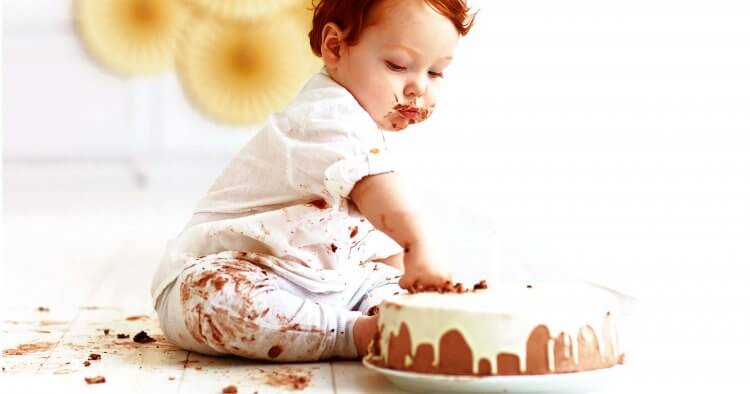 Looking For First Birthday Cake Ideas These All Natural Smash Cakes Are Just As