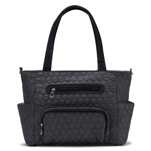 SoHo Grand Central Station Diaper Bag