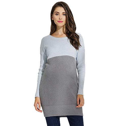 Sweet Mommy Organic Maternity Tunic