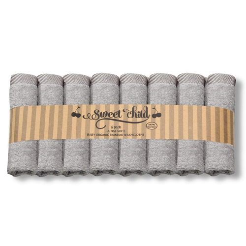 SweetChild Bamboo Wipes