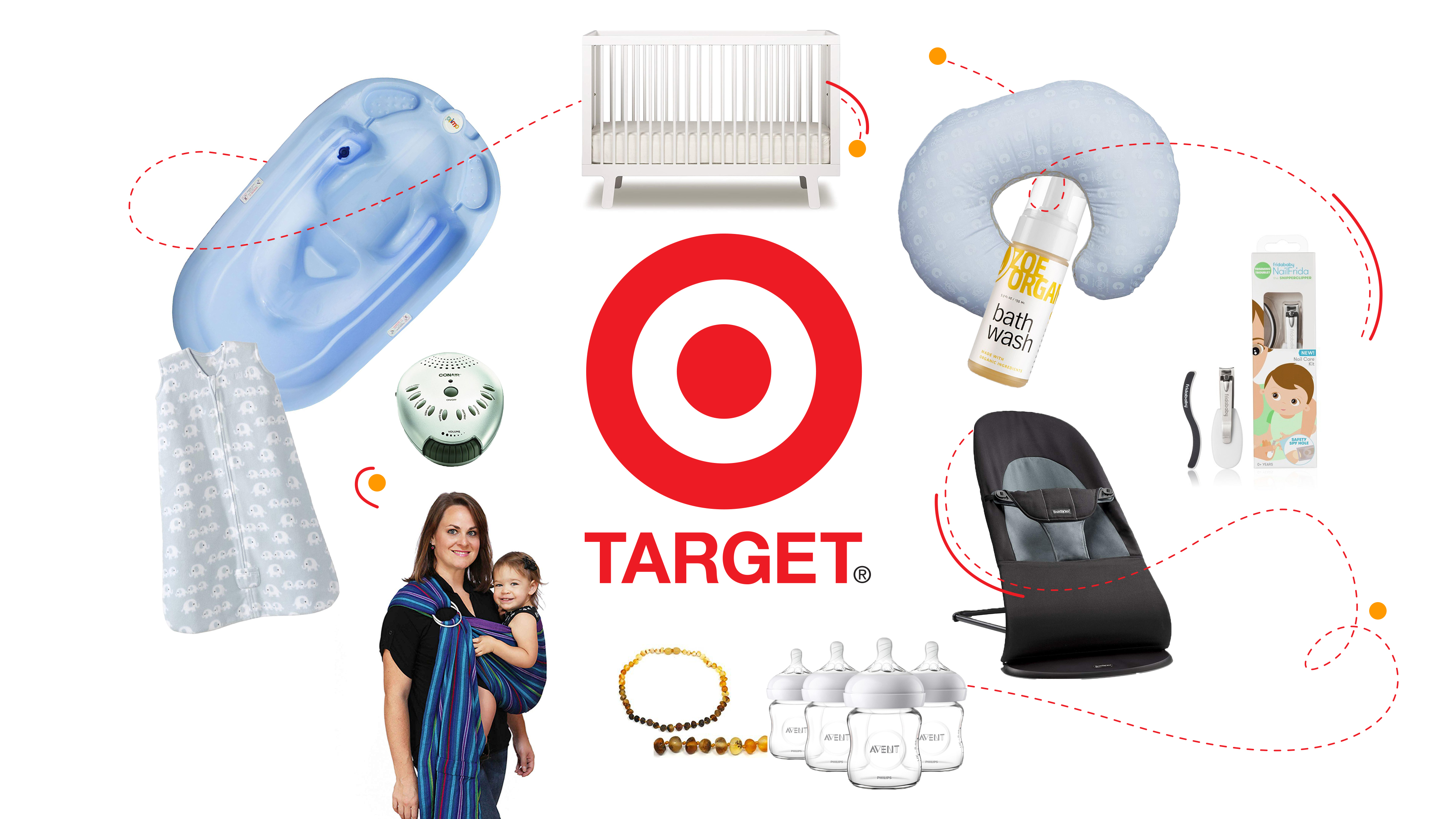 Target Baby Registry: A Complete Checklist | Mama Natural
