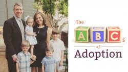 The ABCs of adoption guide by Mama Natural
