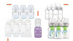 Best Glass Baby Bottles for Breastfed Babies - MAIN