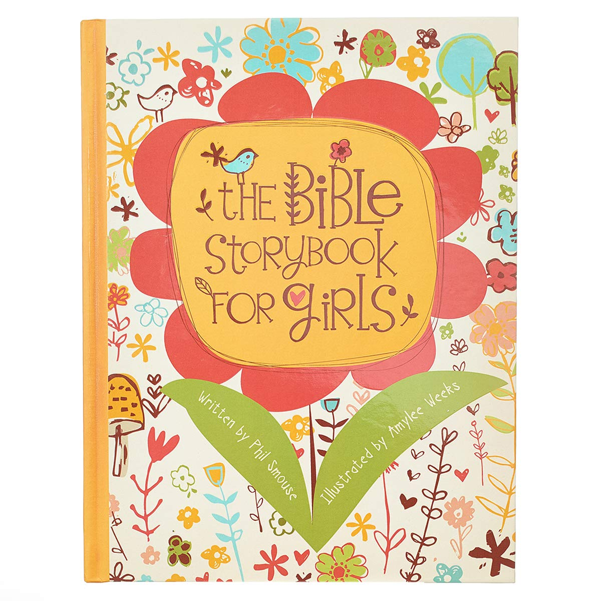 The Bible Storybook for Girls