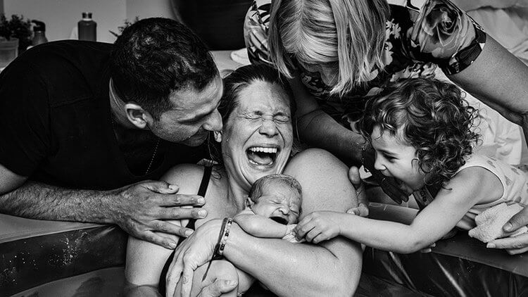 The Seriously Inspiring Winners of the 2019 Birth Photography Competition