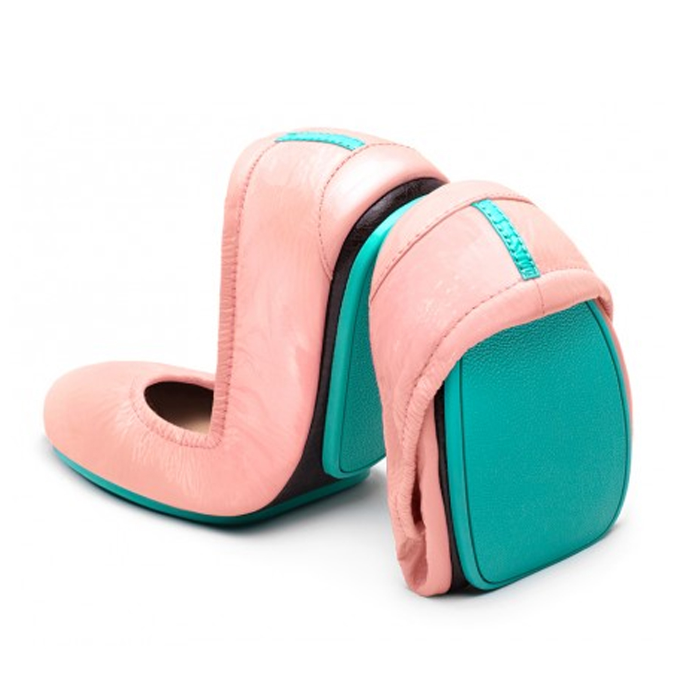 Tieks Ballet Flat Cotton Candy - Minimalist shoes that look good post by Mama Natural