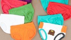 Tiny Undies Review & Promo Code: Underwear for EC Babies