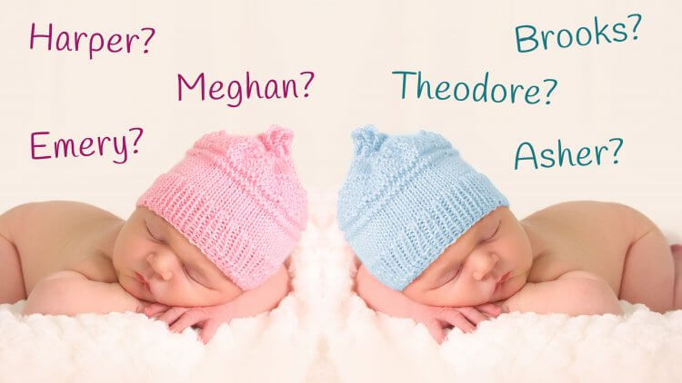 The Most Popular Baby Names of the Year-MAIN