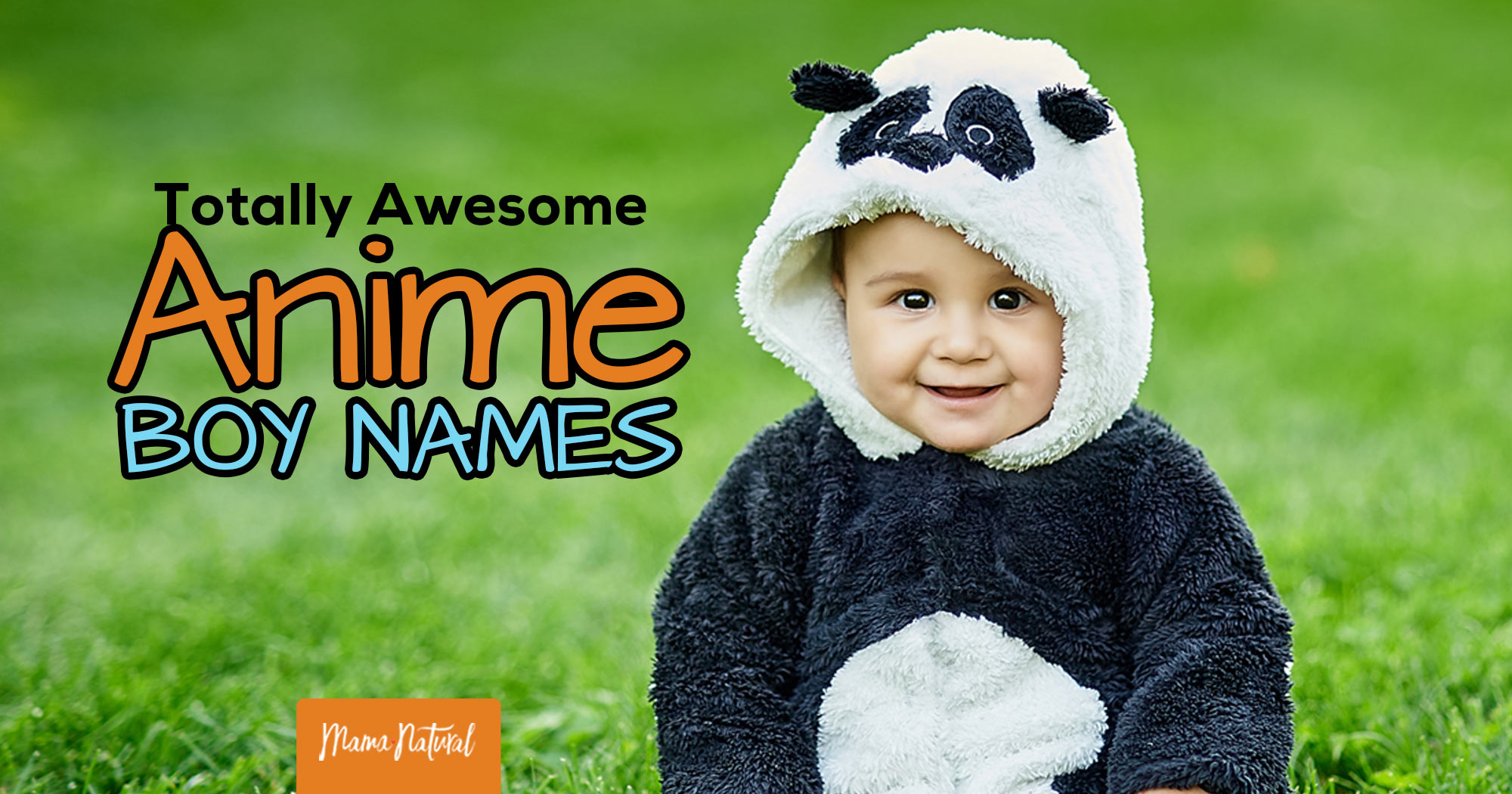 Totally Awesome Anime Boy Names | Mama Natural