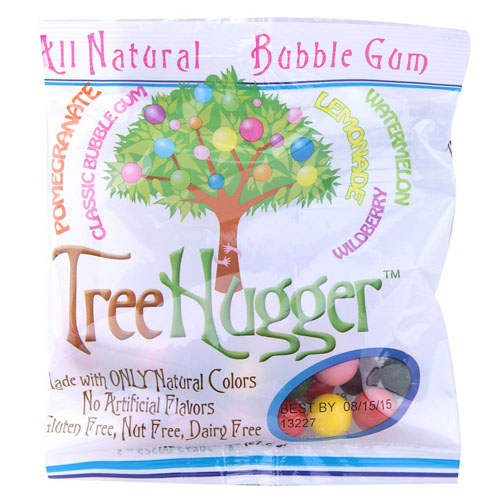 Tree Hugger Fruit Bubble Gum