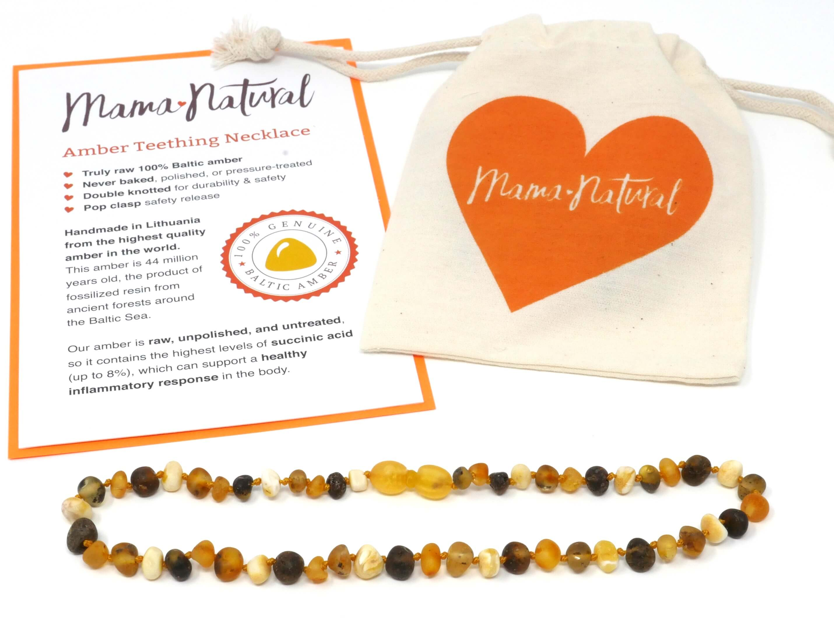 Teething Necklaces Which Are Best For Baby Mama Natural