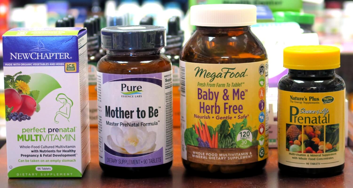 what are the best prenatal vitamins for you?