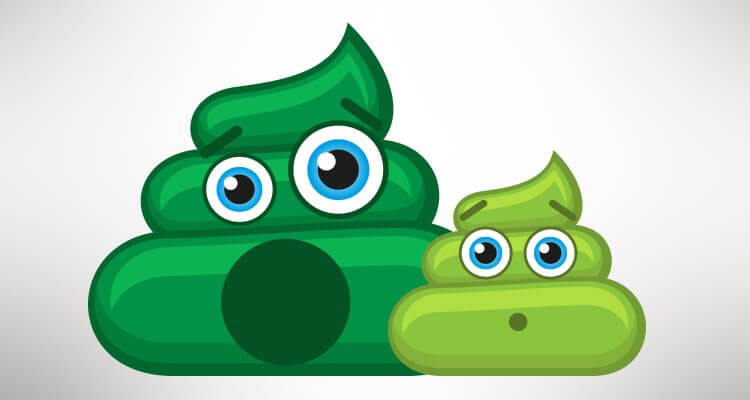 What Is Your Green Poop Telling You About Your Health Mama
