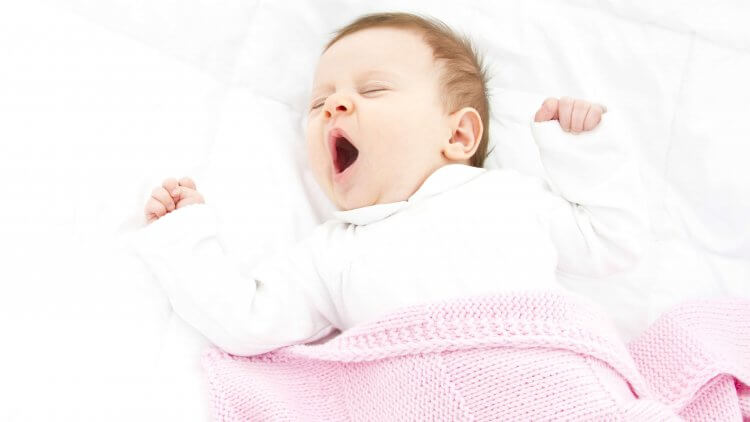When Can Babies Sleep with Blankets baby post by Mama Natural