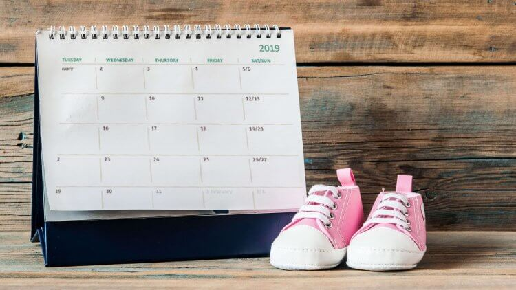 "Wondering ""When will my baby be born?"" Find out how to calculate your due date, plus learn when most babies are born and what to do if baby's late."