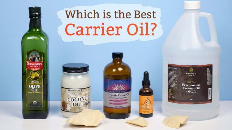 Which is the Best Carrier Oil?