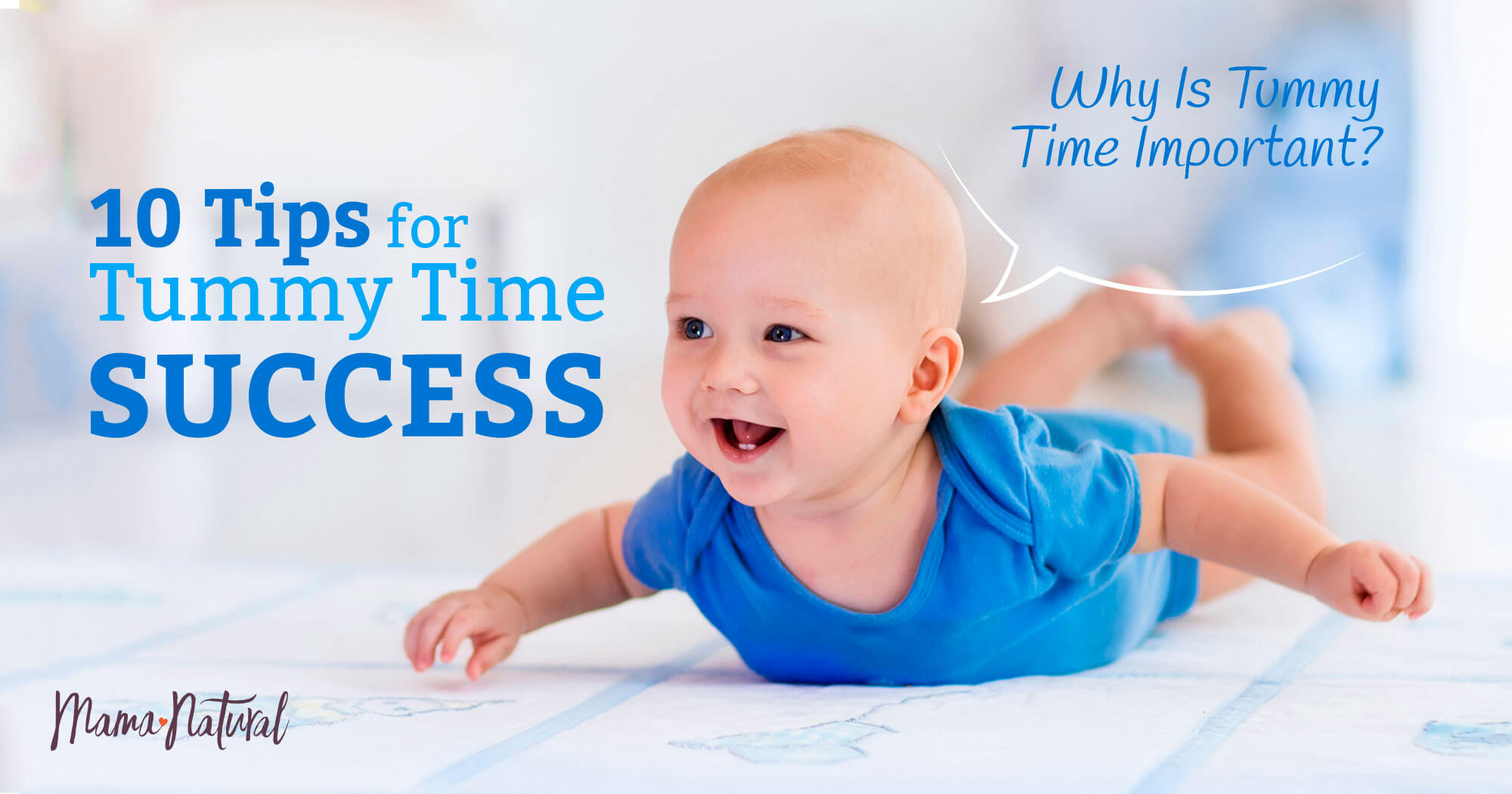 Why Is Tummy Time Important? Plus, 10 Tips for Success