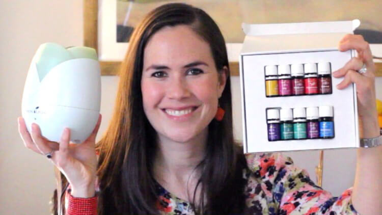 Young Living Essential Oils Unboxing - Premium Starter Kit by Mama Natural Featured