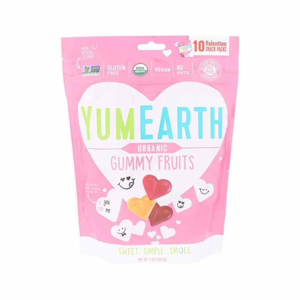 Yum Earth Organic Gummy Fruits