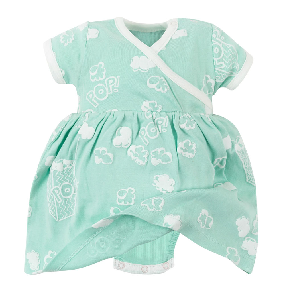 Zen Dress with Bloomers
