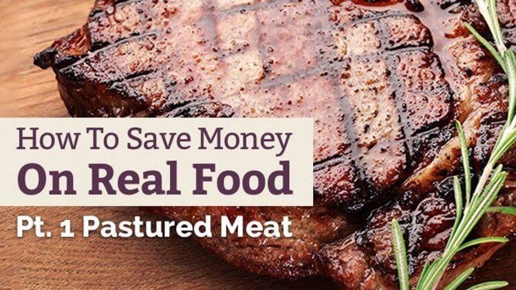 Learn how to save money on grass fed meat in part one of our 5-part series! Discover some new tips and tricks for getting quality meat without going broke.
