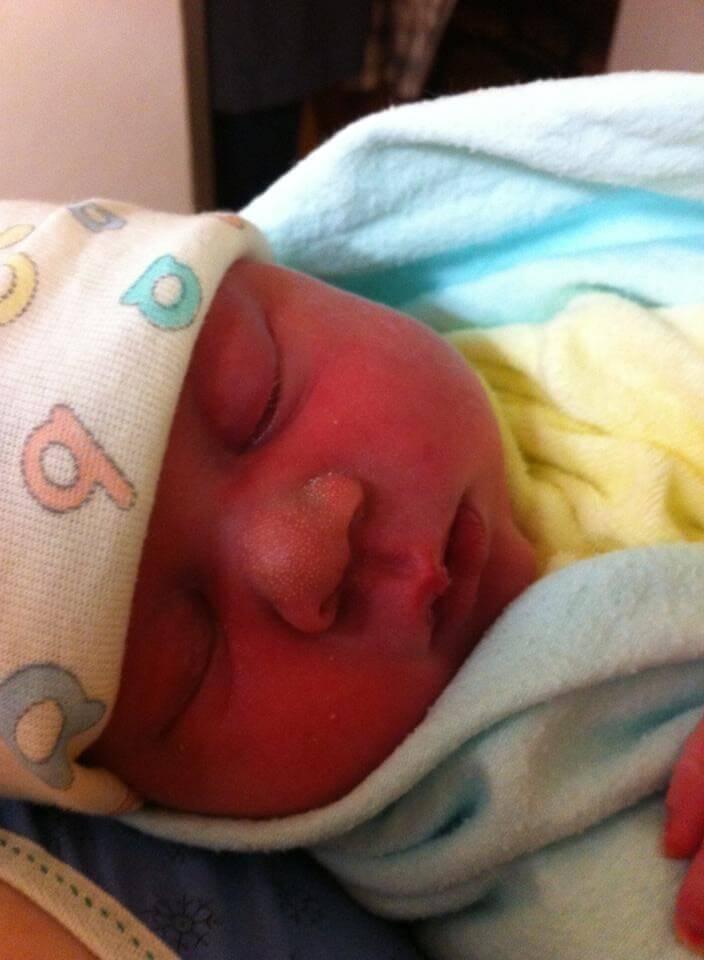 karine u2019s cesarean birth