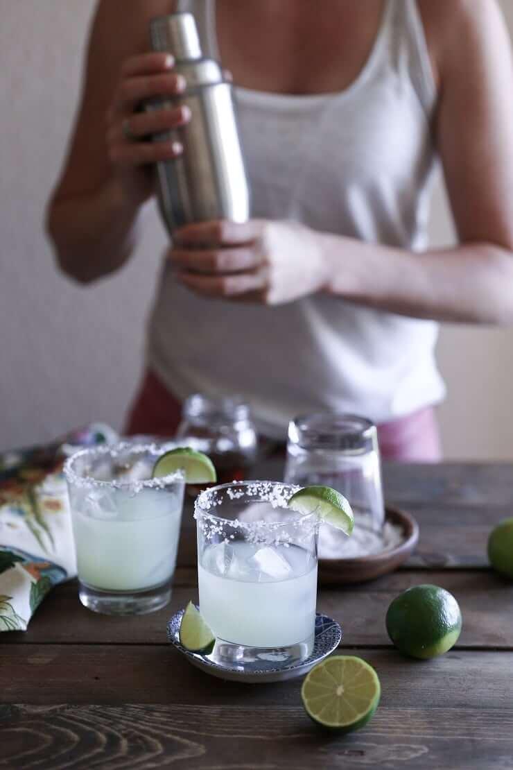 Cinco de Mayo Recipes: Naturally Sweetened Margarita